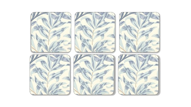 Coasters-morris-willow-blue