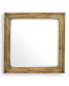 Magenta spegel mässing 1