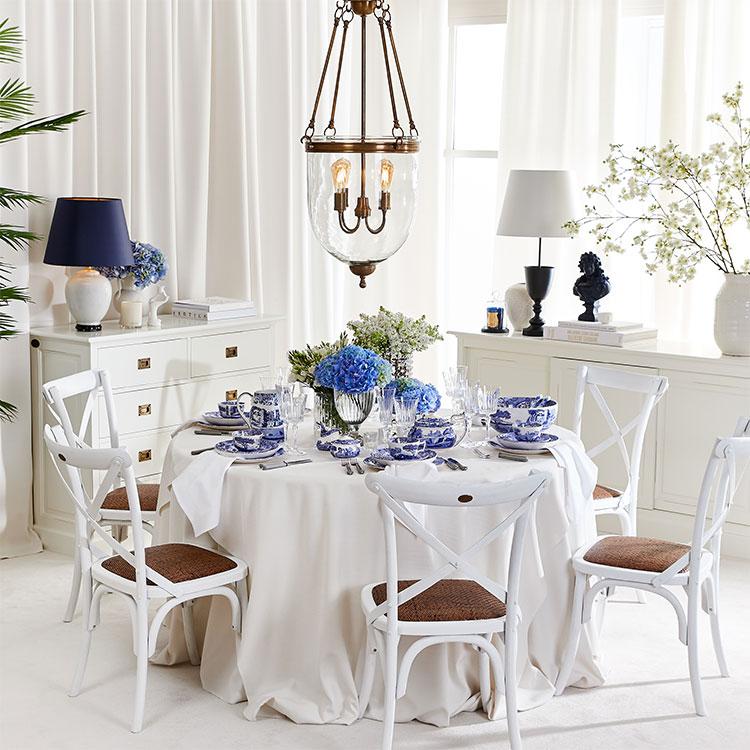 Blue & White | Newport