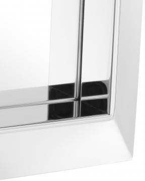 Vinovo spegel silver 2