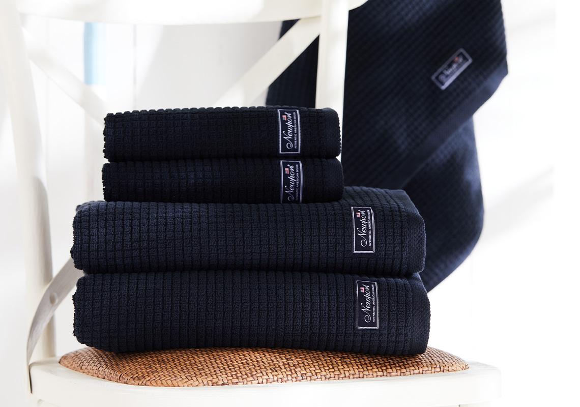 Helbild-handdukar