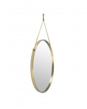 Morongo spegel mässing 2
