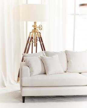 Los Angeles soffa off-white S 1