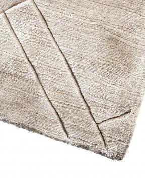 La Belle matta grå 1