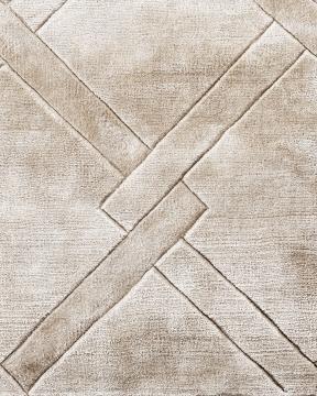 La Belle matta grå 2
