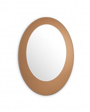 DeVito spegel bärnsten 1