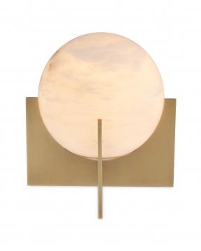Scorpios bordslampa mässing S 3