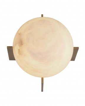 Scorpios bordslampa mässing S 4