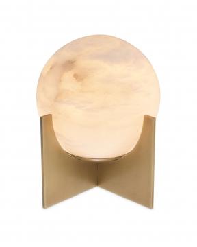 Scorpios bordslampa mässing S 1