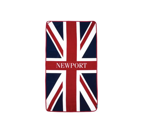 Newport union jack strandbadlakan 1