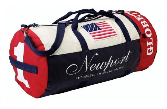 Newport weekend bag peach tree 2