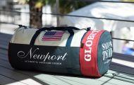 Newport weekend bag peach tree 4