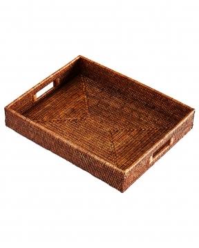 Antique bricka rotting medium 3