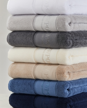 Mayfair handduk grå 4