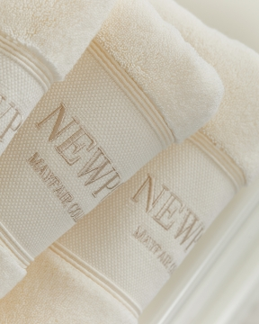 Mayfair handduk off-white 1