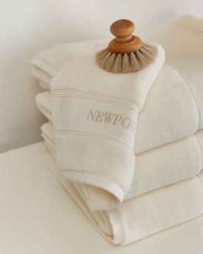 Mayfair handduk off-white 2