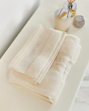 Mayfair handduk off-white 3