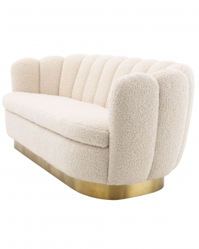 Mirage soffa faux shearling 2