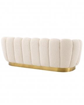 Mirage soffa faux shearling 3
