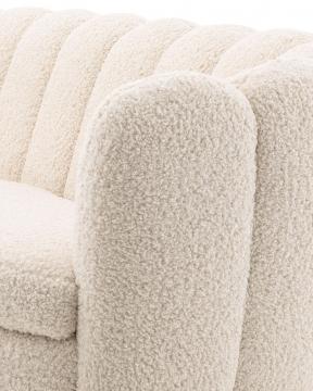 Mirage soffa faux shearling 4