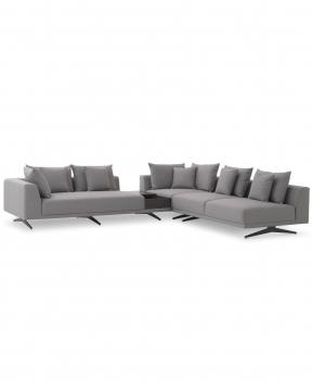 Endless soffa grå 1