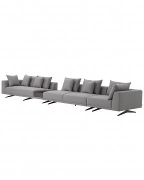 Endless soffa grå 2