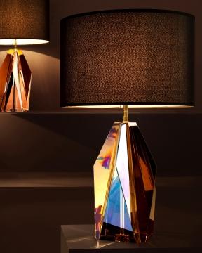 Setai bordslampa bärnsten 1