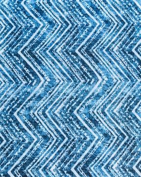 Amalfi påslakanset blå/vit 5
