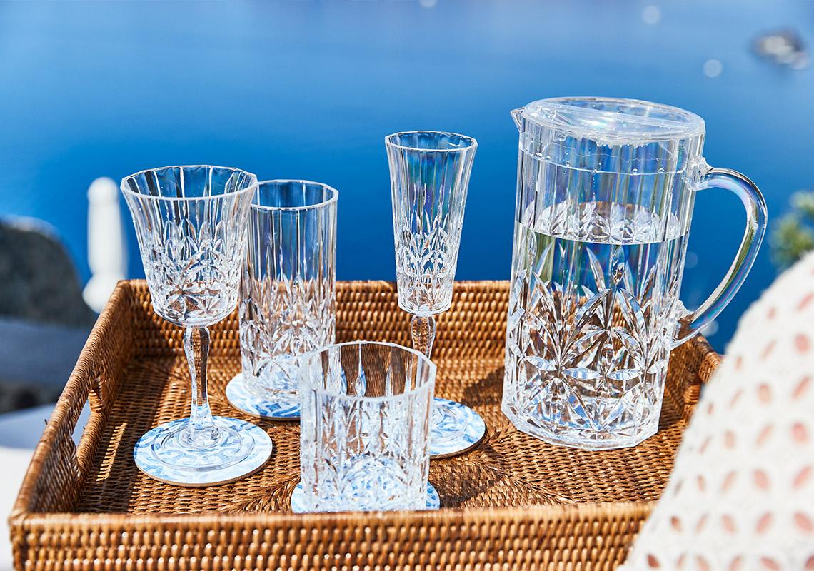 Helbild-plastglas