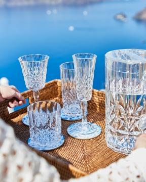 Caprice champagneglas akryl 1