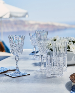 Caprice champagneglas akryl 2