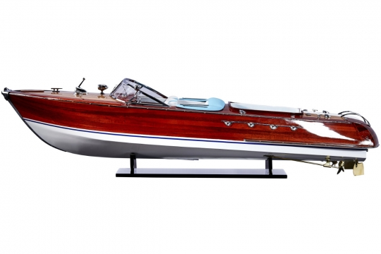 Riva Aquarama Blue White 2