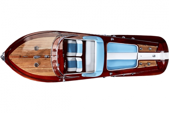 Riva Aquarama Blue White 1