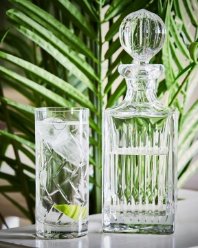 JFK highballglas kristall 6-pack 2