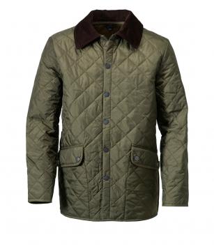 Montauk Quilted Jacket Grön 1