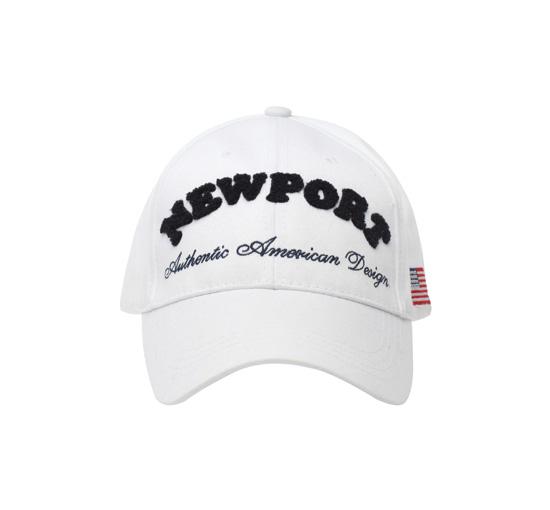 Newport keps ponte vedra vit 1