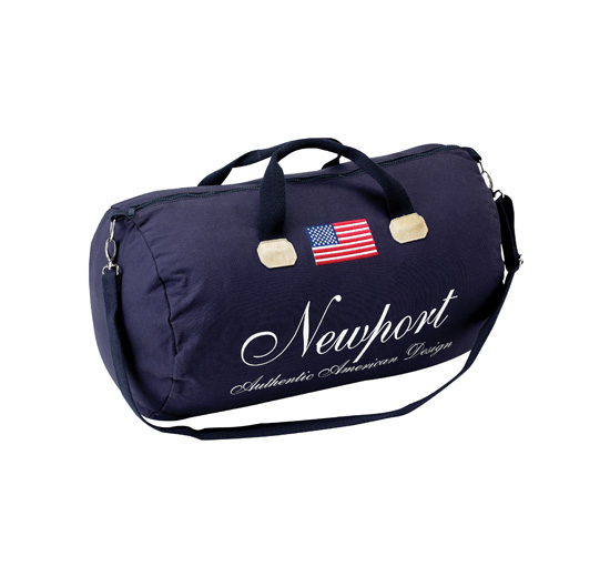 Newport weekendbag cypress point blå 1