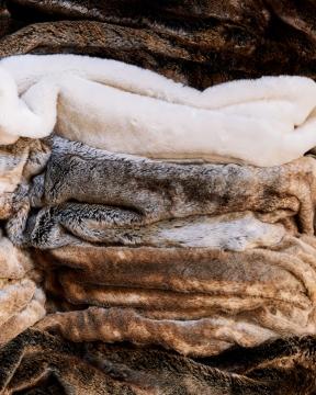 Whistler pläd polar bear 6