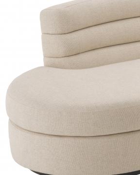 Lennox soffa natural 6