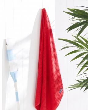 Fisher Island handdukar röd 5