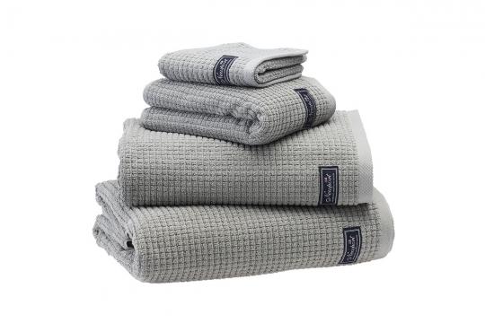 Fisher Island handdukar grå 3