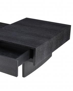 Crest soffbord kolgrå 5