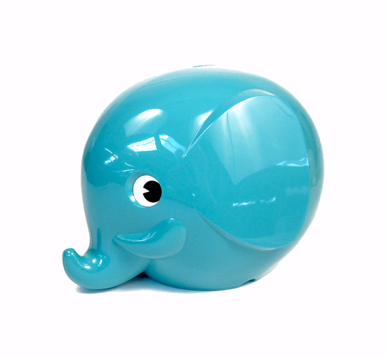Norsu-elefant-turkos-maxi-lista