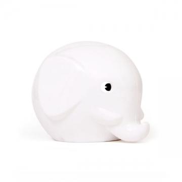 Sparbössa Vit Elefant Mini 1