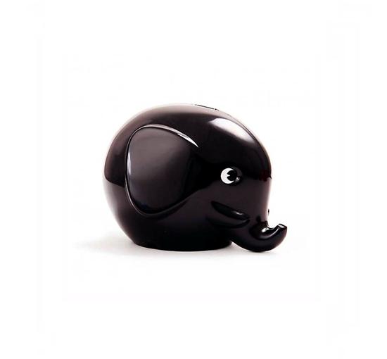 Norsu-elefant-svart-mini-lista