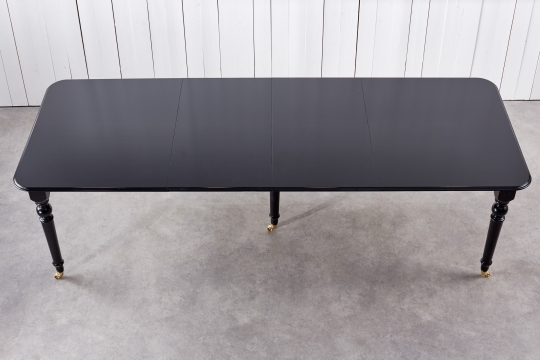 Matbord Modus Svart 3
