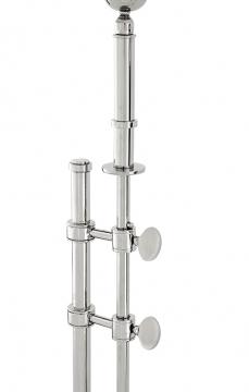 Bordslampa Gordini Nickel 3