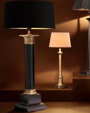 Monaco bordslampa svart 1