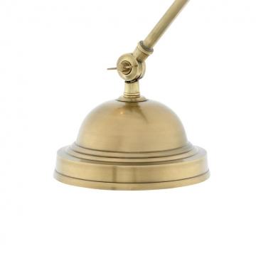Soho bordslampa mässing 3