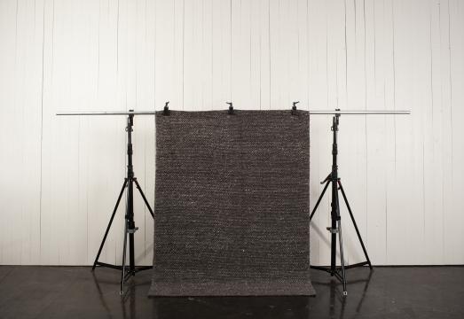 Randolph Mörkgrå 170 x 230 cm 1